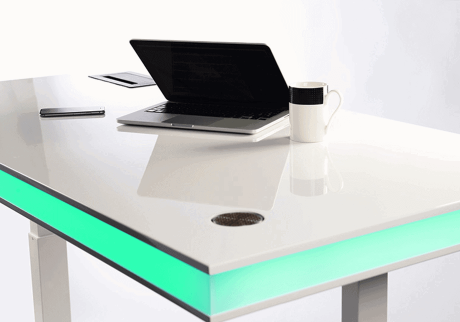 Tableair Smart Button For Future Workstation