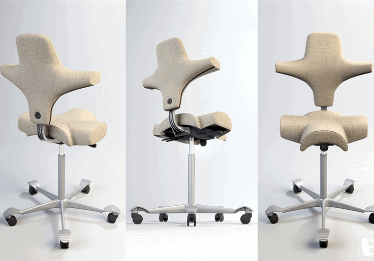 HAG Saddle Chair & HAG Capisco Saddle Chair Meets Your Bodyu0027s Needs - Pacific Office ...
