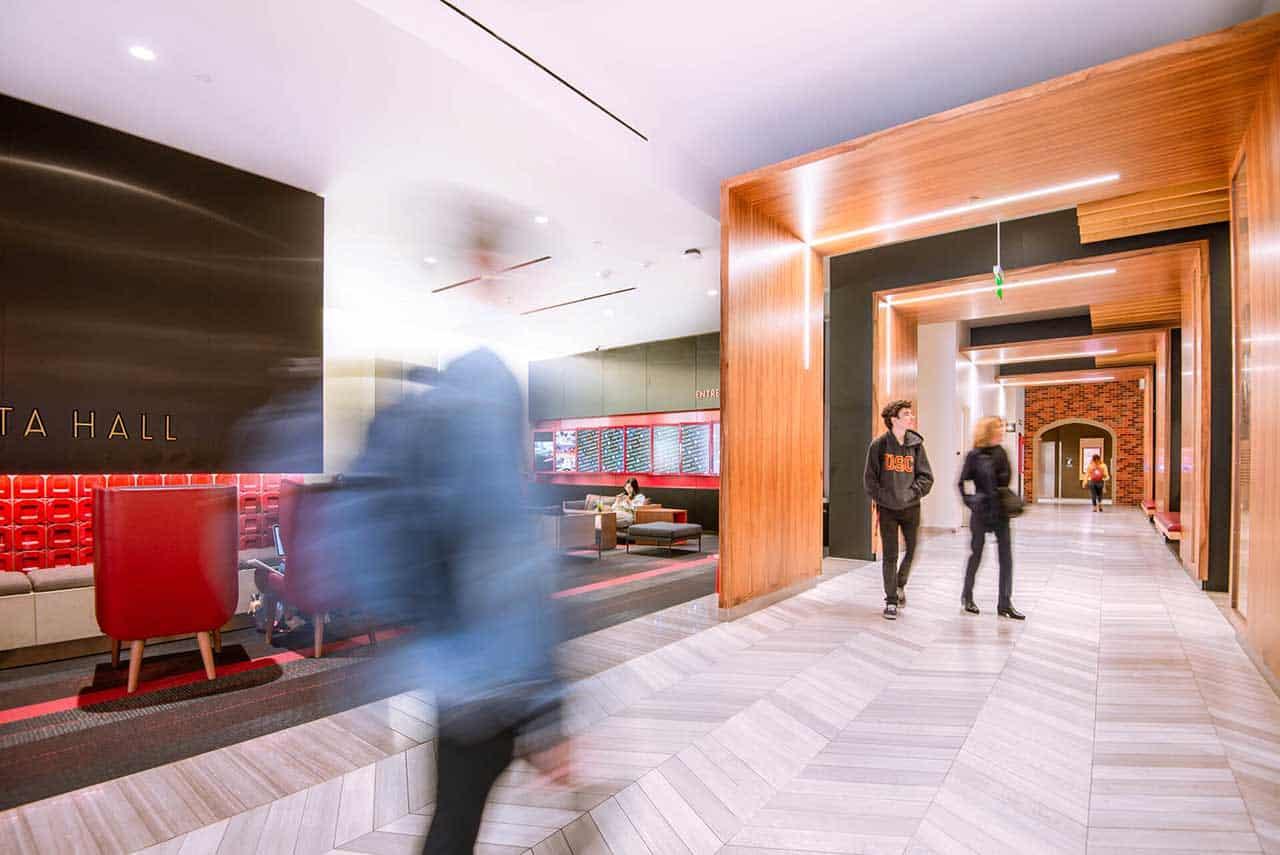Usc Marshall Business University Design Pacific Office